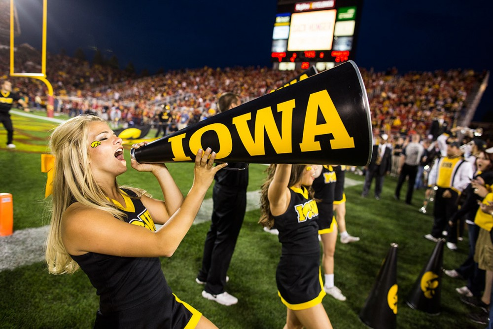 Cy-Hawk trophy is back in Iowa City   Iowa Now