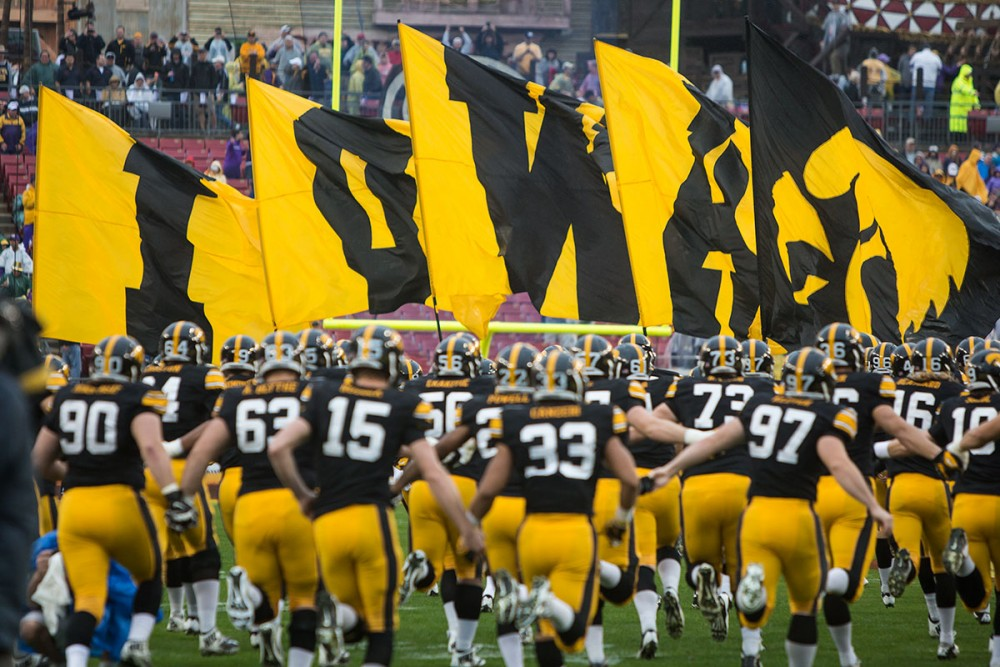 iowa football - photo #1