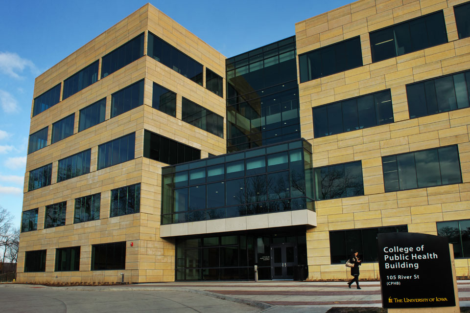 College Of Public Health Building Earns Leed Platinum Certification