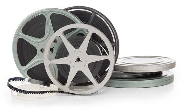 film reels and canisters