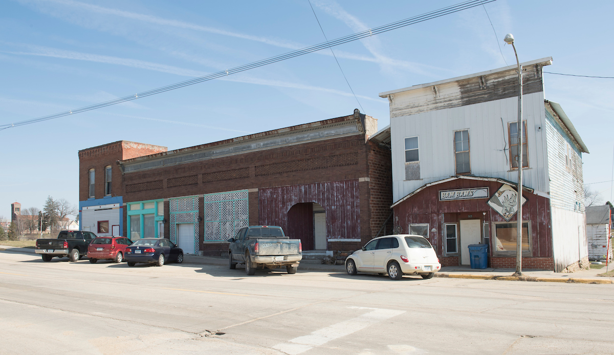 ui grad students take humanities based approach to community buildings in downtown delmar