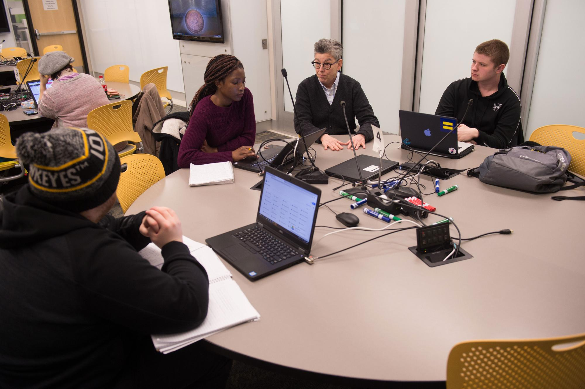 UI class uncovering little-known aspect of black history in