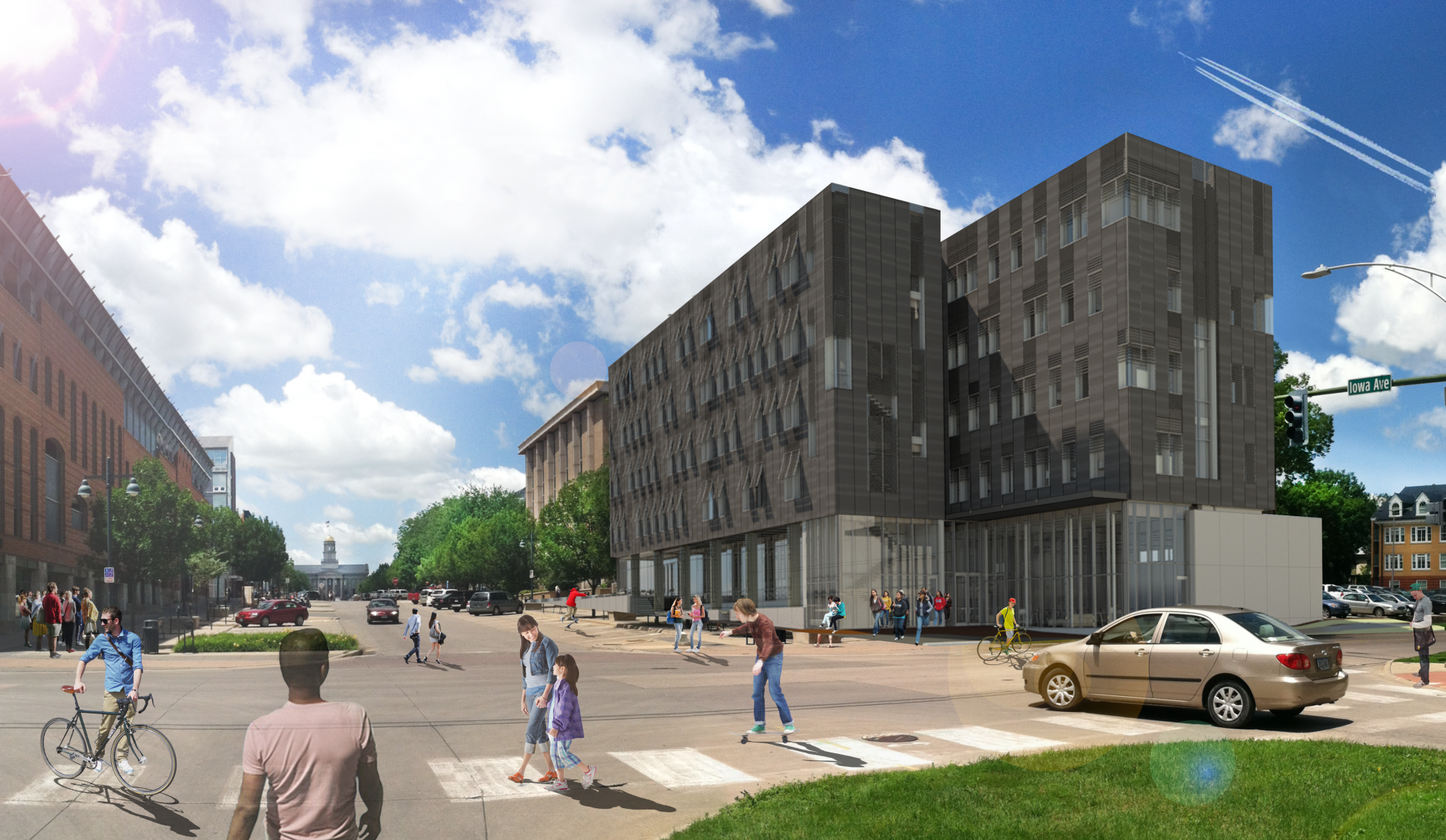 Student Health Uiowa >> New home for UI Department of Psychological and Brain Sciences | Iowa Now
