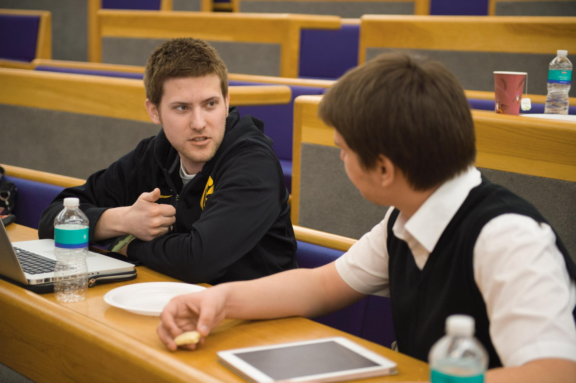Joint Degree Programs Give Law Students A Head Start