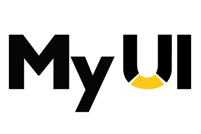 my UI logo