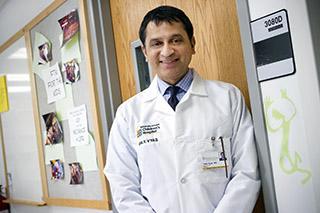 Dr. Yatin Vyas portrait