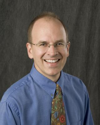 Andrew Norris, M.D., Ph.D., UI associate professor of pedicatrics and biochemistry