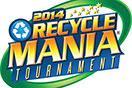2014 recycle mania logo