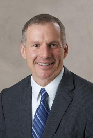 Thomas Scholz, M.D., interim physician-in-chief of UI Children's Hospital