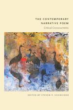 book cover of the contemporary narrative poem