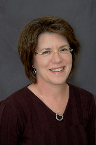 portrait of Sandra Daack-Hirsch