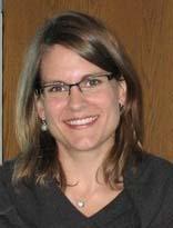 Portrait of Lori Roetlin.