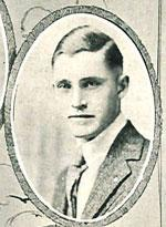 George Stout junior year portrait