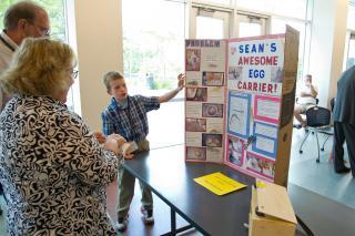 Sean McDermott explains his invention