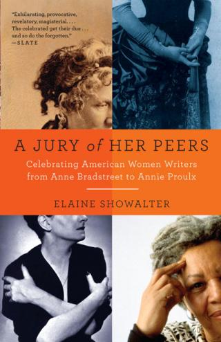 "book cover of ""A Jury of Her Peers"""