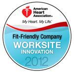 fit friendly company logo