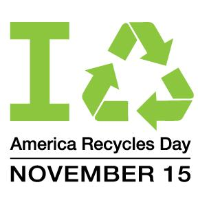 Recycle day logo