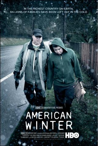 American Winter promotional poster
