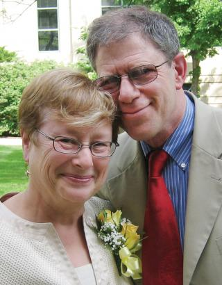 Sandra and Joel Barkan