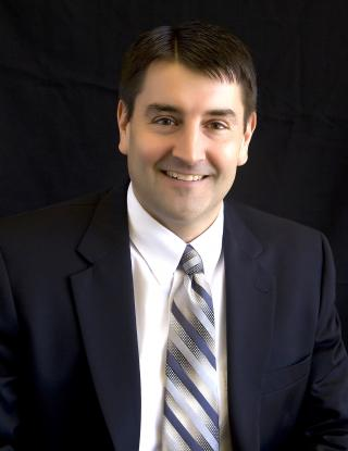Dr. Brad Buck portrait