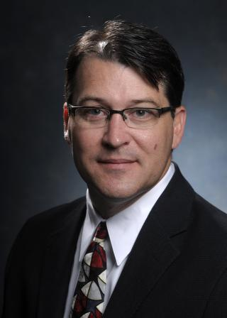 Brent Gage, new UI associate vice president for enrollment management