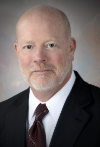 Iowa Valley Community College Chancellor Chris Duree