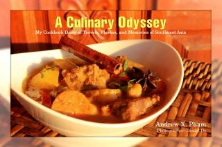 advertisment for a culinary odyssey event