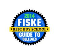 Fiske Guide to Colleges badge