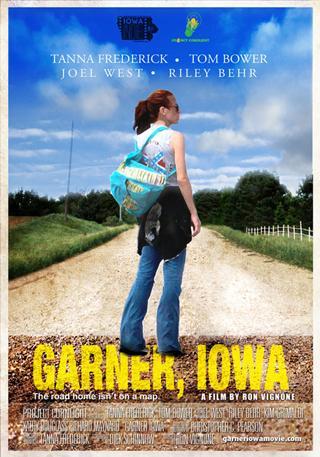 poster for garner, iowa