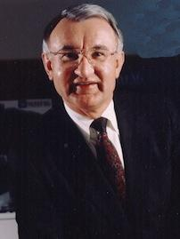 Portrait of Len Hadley