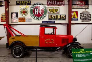 1932 Chevrolet truck