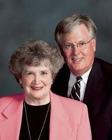 Robert J. and Sue B. Latham, of Cedar Rapids, Iowa