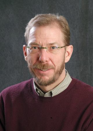 Paul McCray, M.D., professor of pediatrics and microbiology with UI Health Care