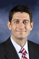 Paul Ryan portrait