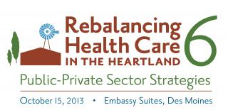 Rebalancing Health Care in the Heartland logo