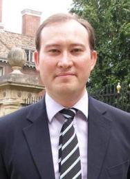 Sean O'Harrow, director of University of Iowa Museum of Art