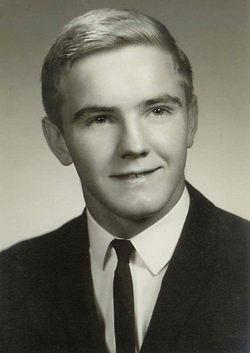 High school senior portrait of Steve Smith
