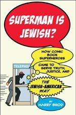 superman is jewish? book cover