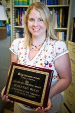 Susannah Wood, UI College of Education associate professor