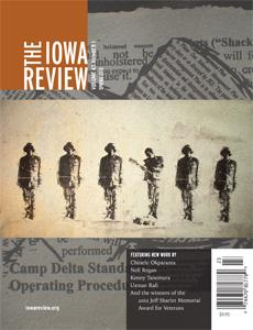 Spring 2013 issue featuring writing by U.S. military veterans