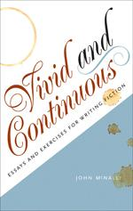 vivid and continuous book cover