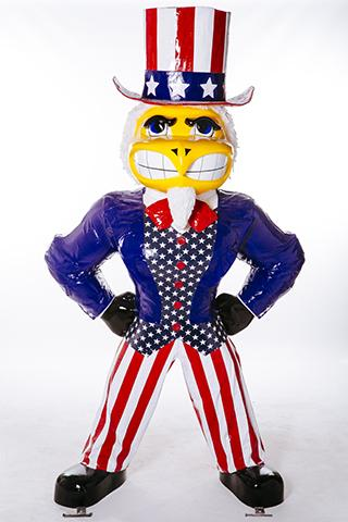 Uncle Herky statue