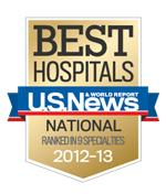 u.s.news logo for best hospitals