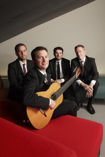The Dublin Guitar Quartet