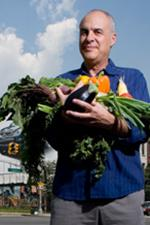 mark bittman holding food