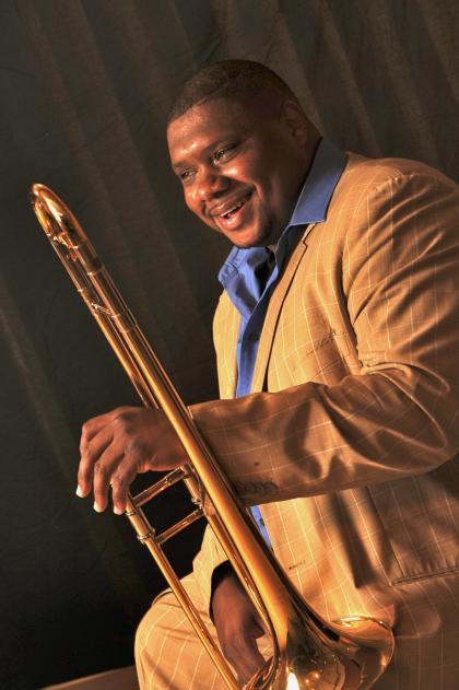 Trombonist Wycliffe Gordon