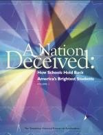 A Nation Deceived report cover