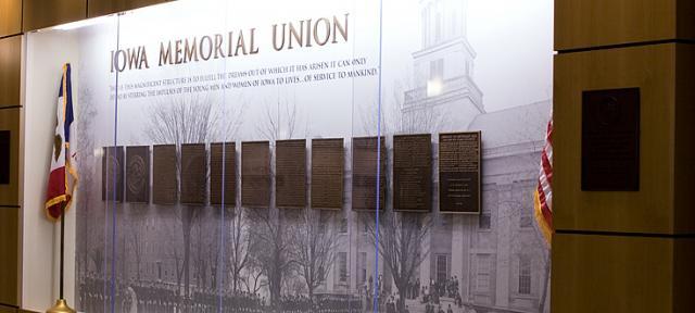 IMU Memorial Honor Roll