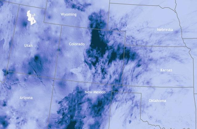 Forecasting map