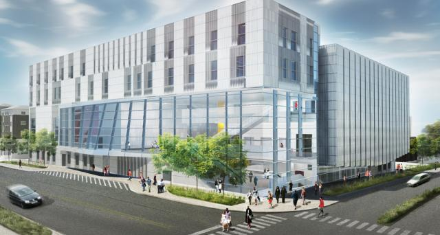UI School of Music rendering, courtesy of LMN Architects